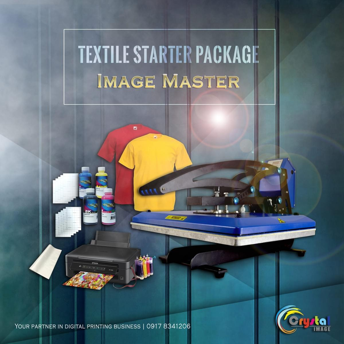 Personalized Printing Business Package Philippines