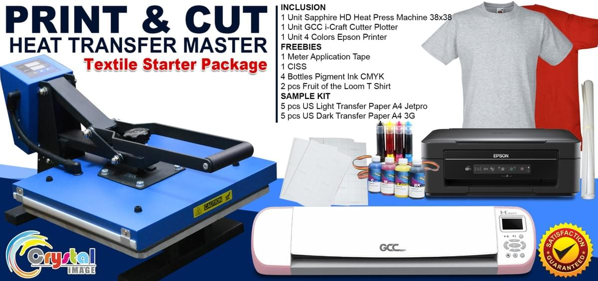 T-shirt printing business package Philippines
