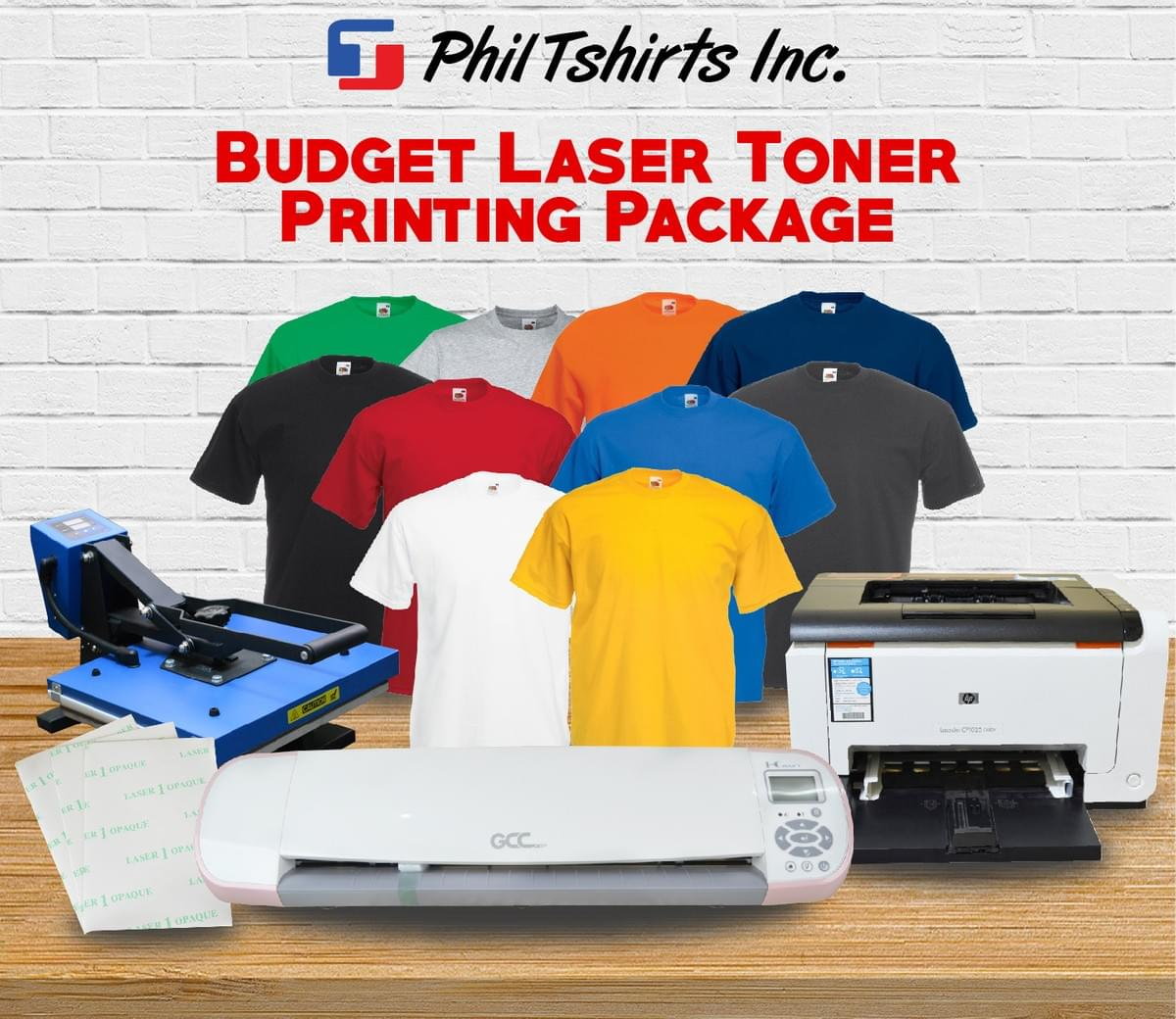 T Shirt Printing Business - Phil Tshirts Inc Start Your Own