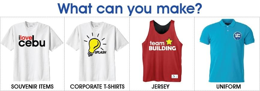 how to start a t-shirt printing business in the Philippines