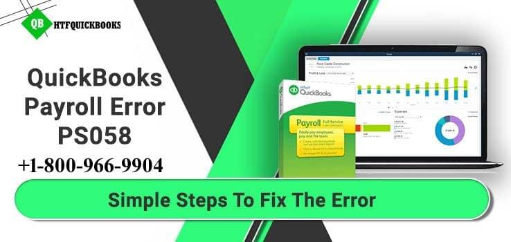 QuickBooks Payroll Error
