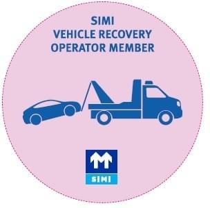 SIMI Vehicle Recovery Member Logo