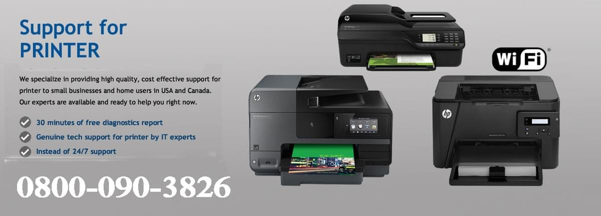 HP printe Support Phone Number UK