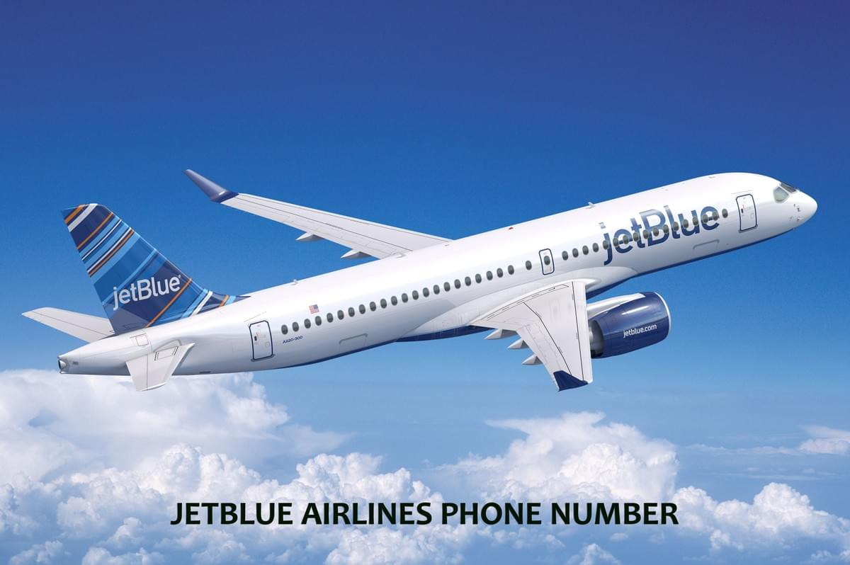 JetBlue Airlines Phone Number
