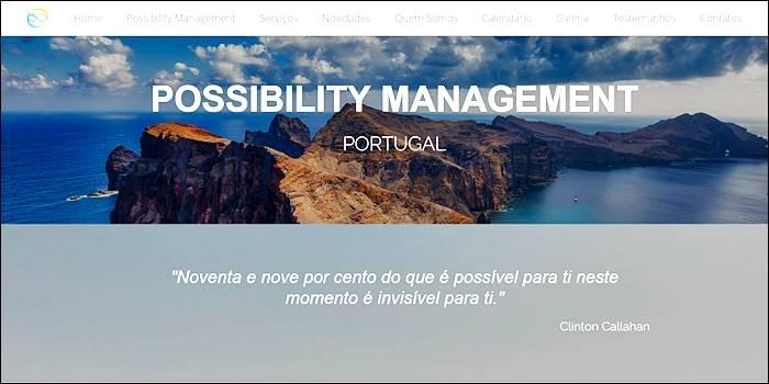 Possibility Managers, StartOver.xyz, Possibility Management in Portugal