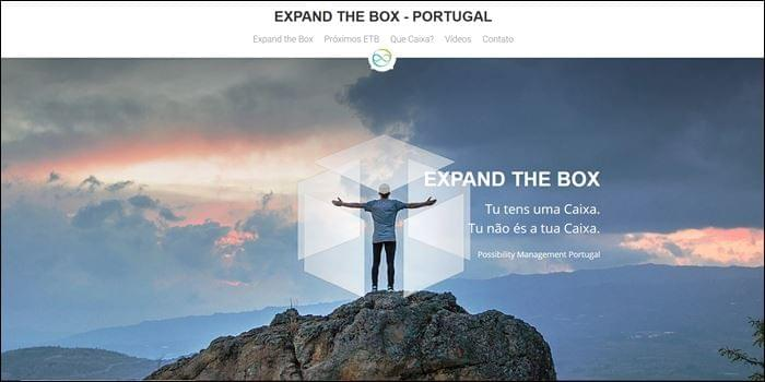 Possibility Managers, Expand The Box in Portugal, StartOver.xyz, Possibility Management