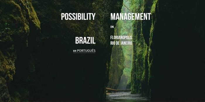 Possibility Managers, StartOver.xyz, Possibility Management in Brazil