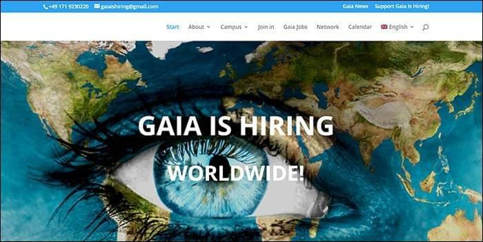 Possibility Managers, Gaia is Hiring, StartOver.xyz, Possibility Management