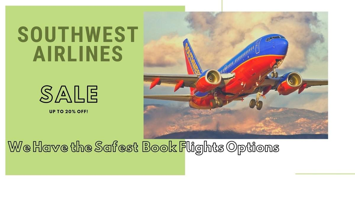 Southwest Airlines Book A Flight