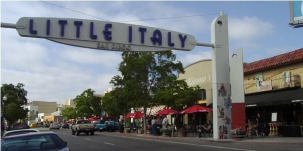 Give your taste buds a treat at Little Italy