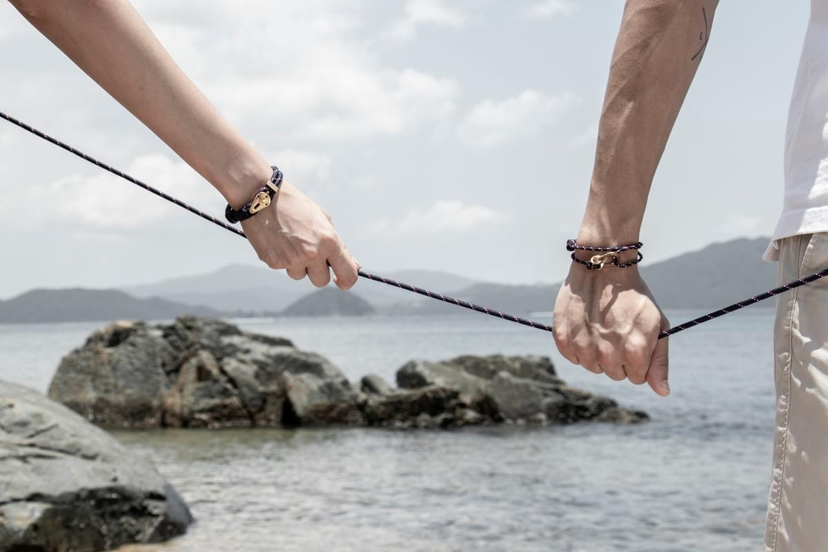 couple bracelets | his and hers bracelets