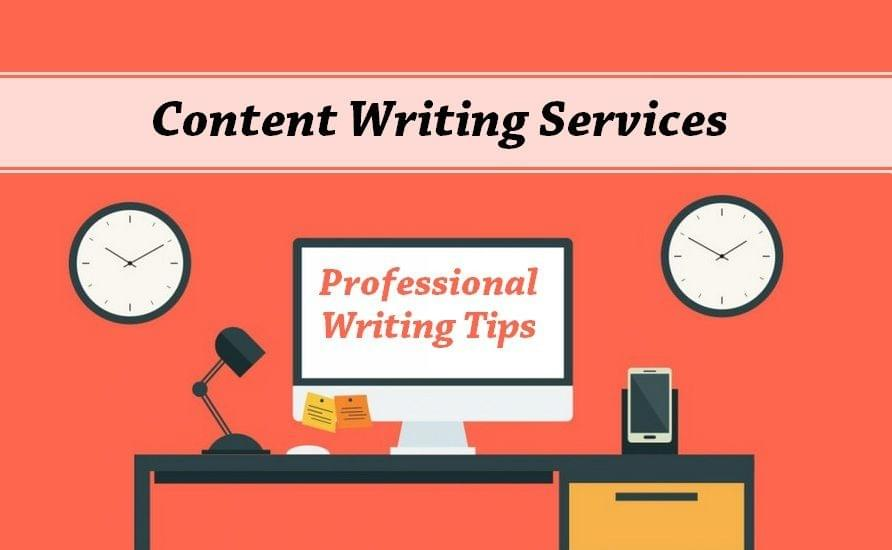 Hire content writing services