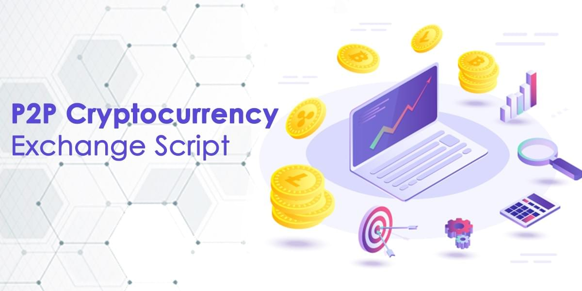 P2P Cryptocurrency Exchange Script