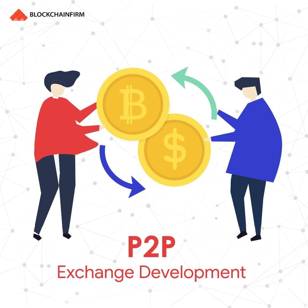 P2P Crypto Exchnage Development
