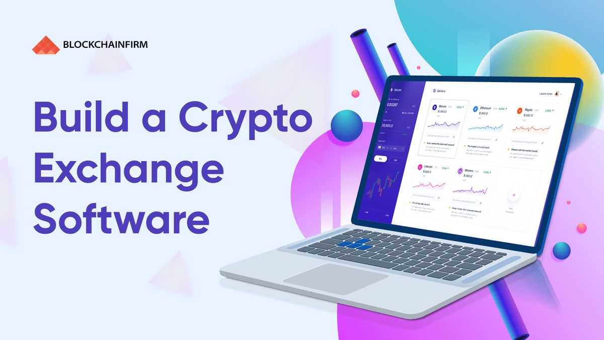 Cryptocurrency Exchange Development Company