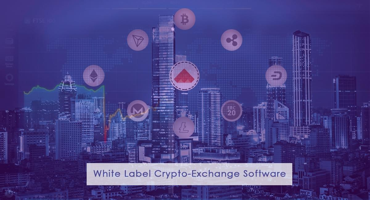 White label cryptocurrency exchange development platform