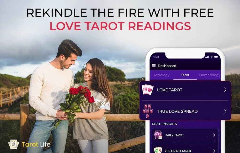 Know All About Your Love Life Through Love Tarot Reading