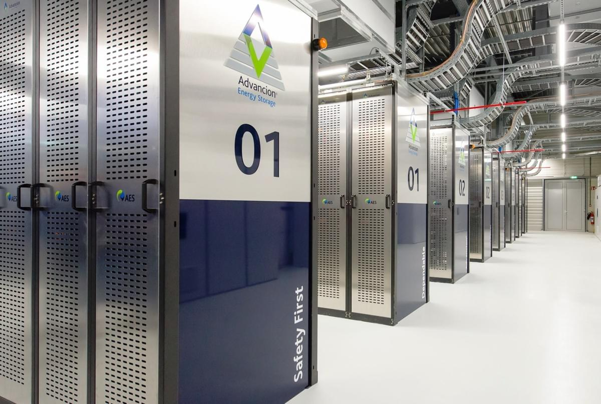 Energy Storage Array