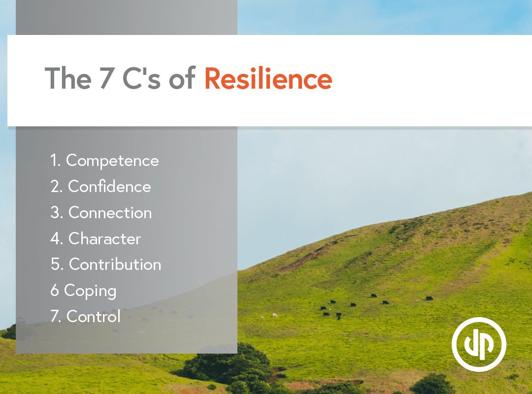 The & C's of Resilience