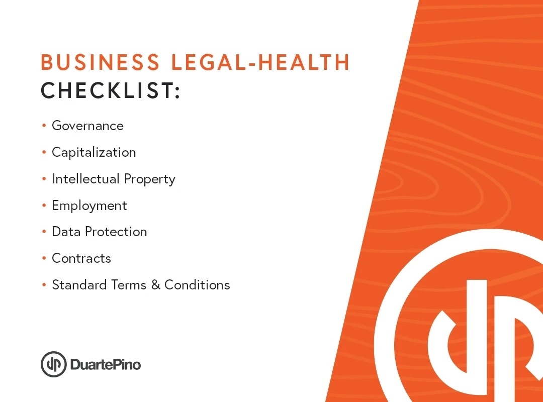 Business Legal-Health Checklist