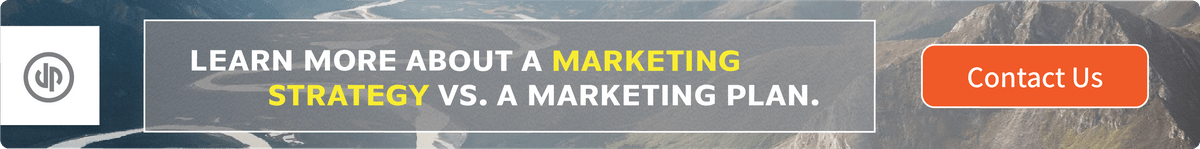 Learn more about a marketing strategy vs. a marketing plan.