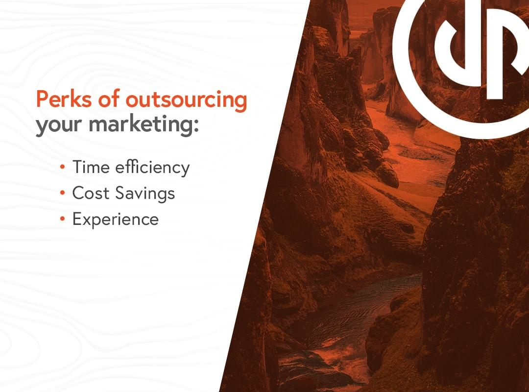 Perks of outsourcing your marketing
