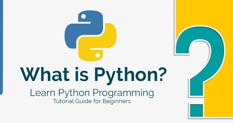 What is Python? - python python tutorial python language