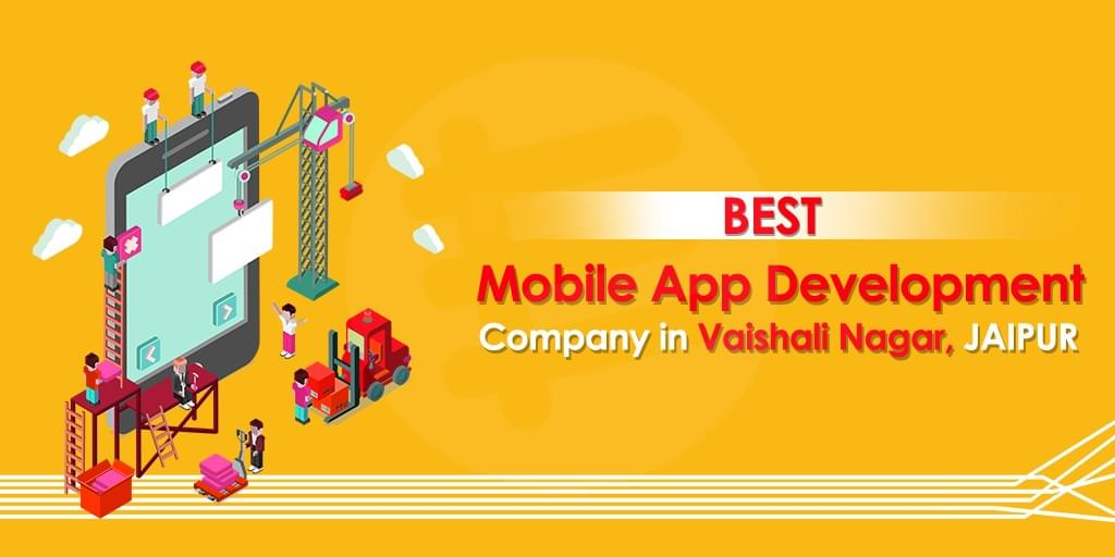 Best Mobile Application Development Company in Jaipur