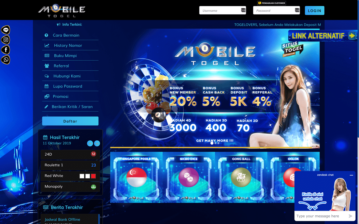 MobileTogel