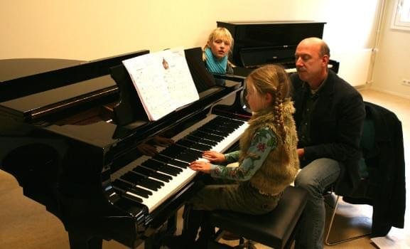 Expert bheaviours require teaching and instruction - music teachers are an example
