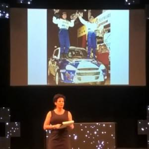 MADE Festival, Penny Mallory, Rally Driver