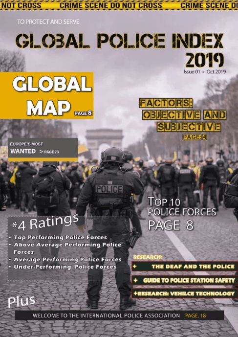 Global Police Index 2019