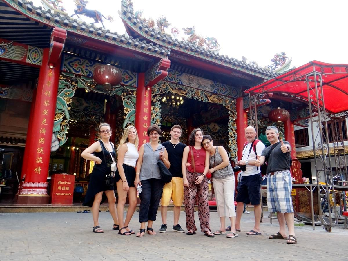 Free Walking Tour in China Town Bangkok