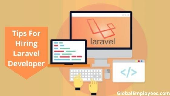 Laravel developers for hire
