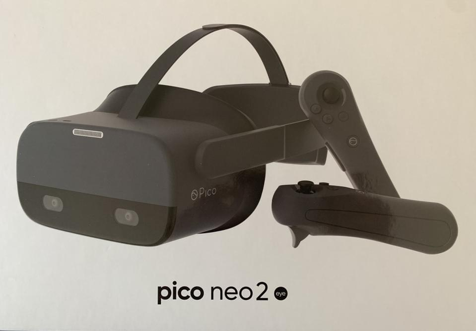 The plug-and-play standalone VR headset from Pico includes eye tracking and other bells and whistles enterprise users expect. PICO