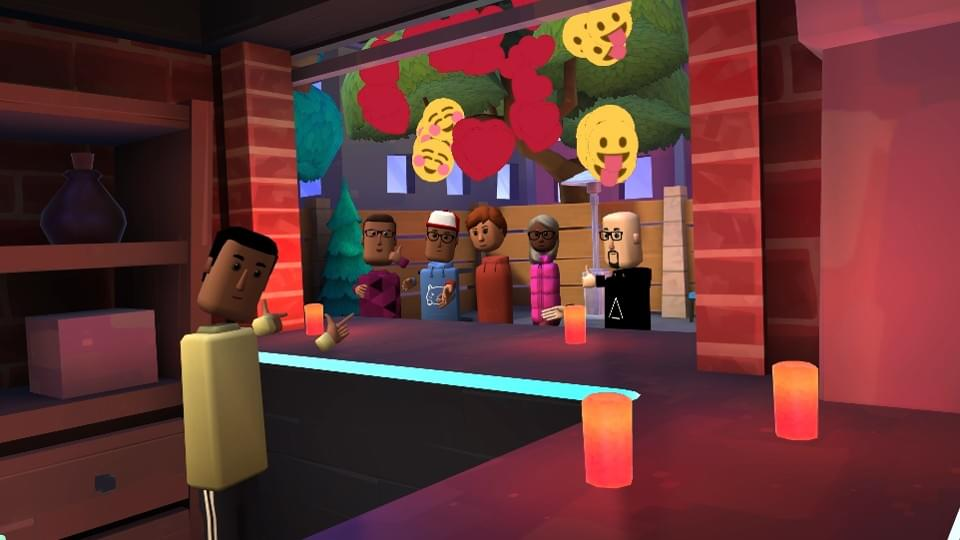 Socializing is a big part of conferences, but figuring out how to do it in VR is challenging. ALTSPACEVR