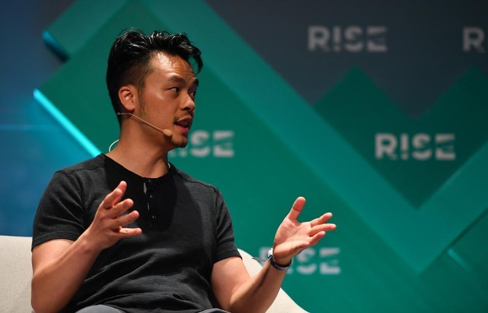 HONG KONG, Hong Kong — 9 July 2019; Steve Zhao, Founder, Sandbox VR, on PandaConf + creatiff … [+]Sportsfile via Getty Images