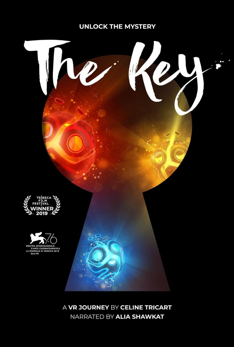 """The Key,"" Tribeca's 2019 Storyscapes winner, is now available on Steam.TRIBECA FILM FESTIVAL"