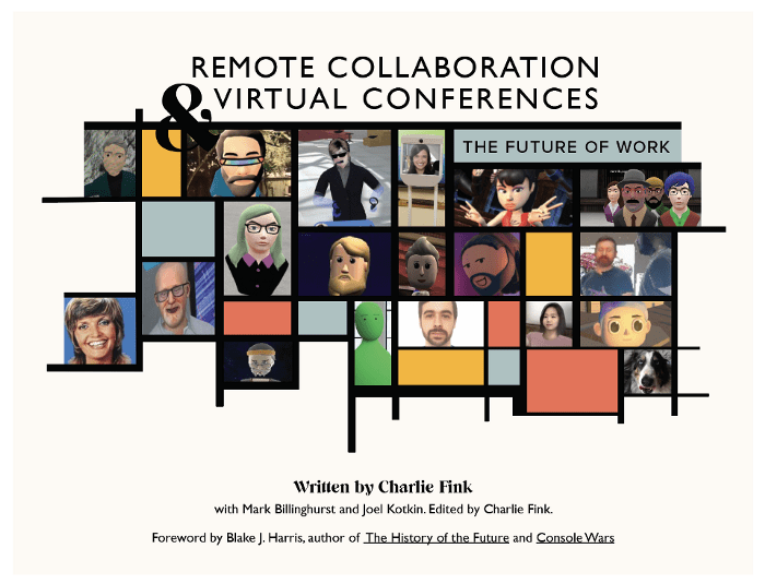 Cover RCVC 5–20In our book released last month, we reviewed over 120 collaboration and conference platforms and tools. CHARLIE FINK