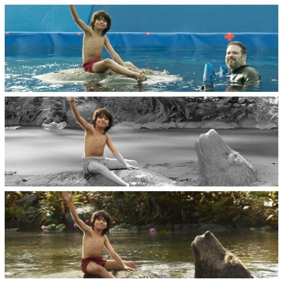 "Technicolor and Disney collaborated to bring the jungle and its musical denizens to life in ""The Jungle Book"". The film won the Academy Award for Visual Effects."