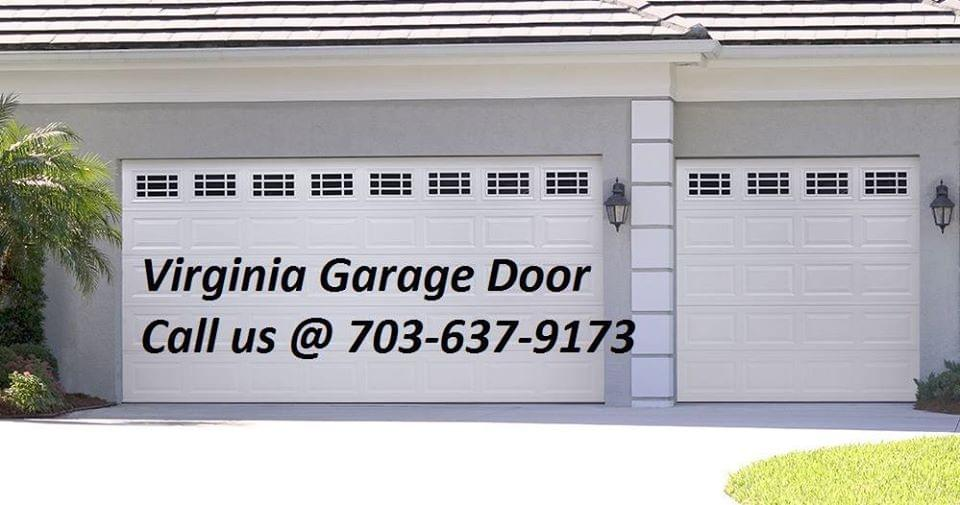 garage door repair Fairfax