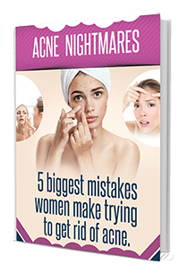 ACNE NIGHTMARES - 5 Biggest Mistakes Women Make Trying To Get Rid Of Acne | Rebecca Hughes