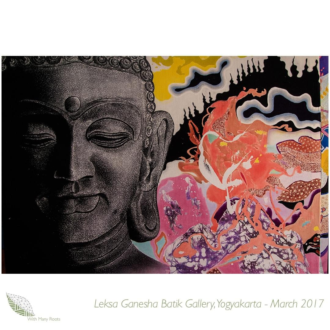 Leksa Ganesha Batik Gallery 2 Copyright With Many Roots