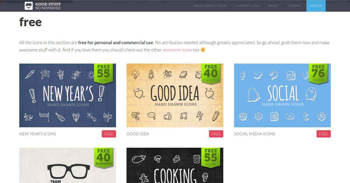 11 of the Best Sites to Get Free Icons - Digital Marketing