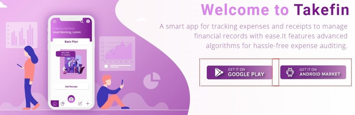 personal expenses tracker app
