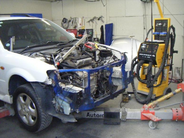 Melbourne panel repairs