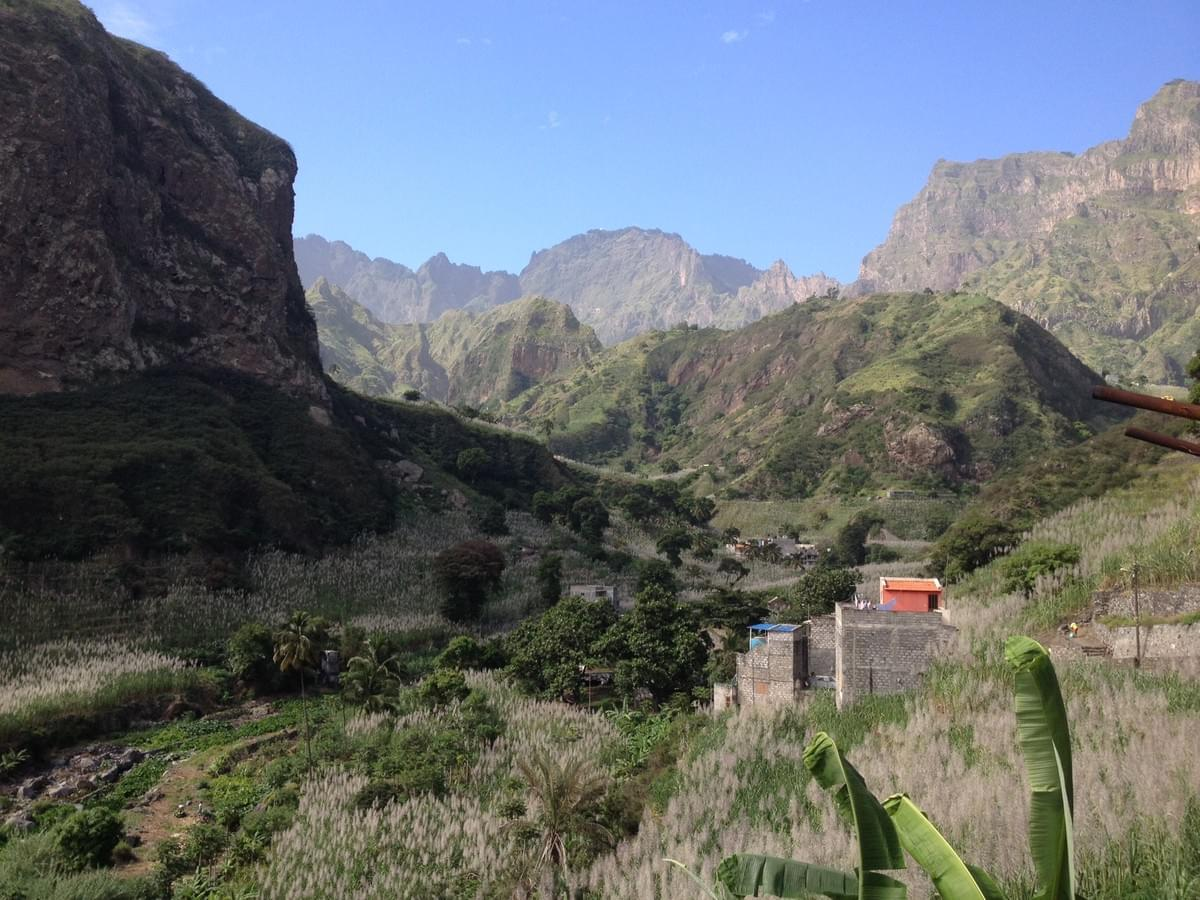 Santo Antão, probably Cape Verde's most beautiful island