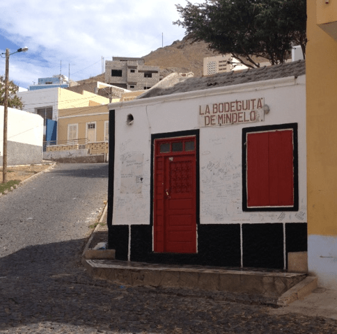 One of Mindelo's best places to eat: La Bodeguita