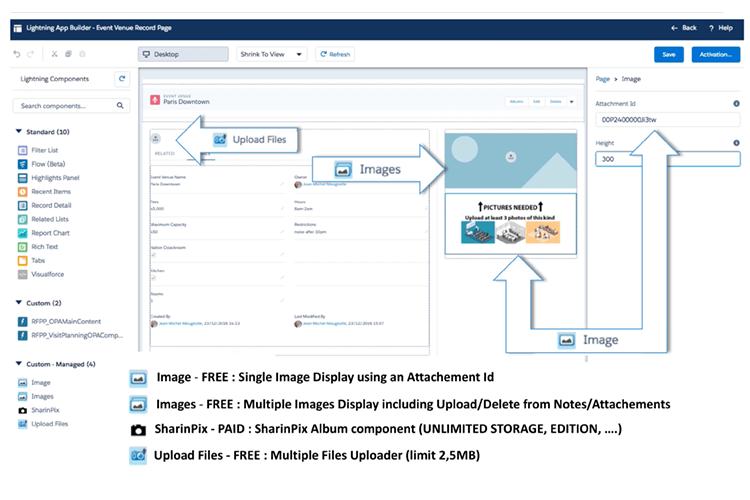 FREE Salesforce Lightning Image Components