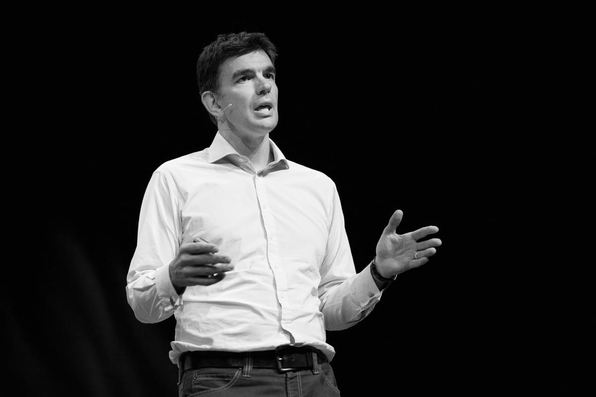Matt Brittin, Vice President of Google in Northern and Central Europe